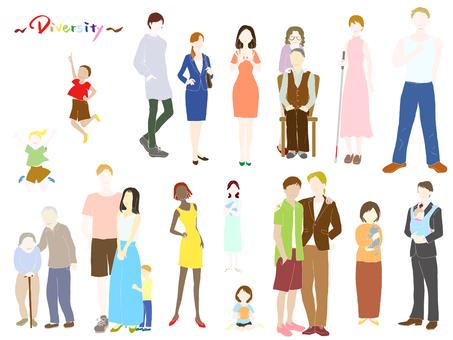 Diversity_color 圖片集