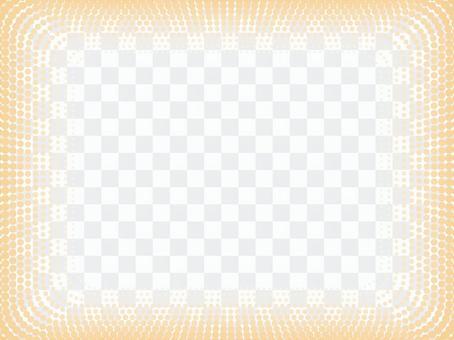 點背景小點背景(6)桔子