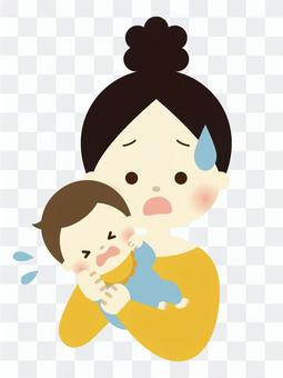 Baby and Mommy -2