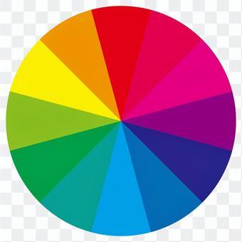 12個色環