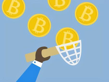 Catch bitcoin