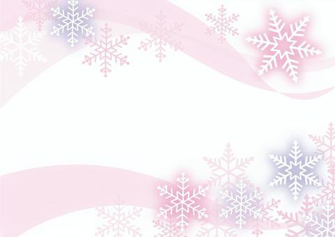背景 冬 雪