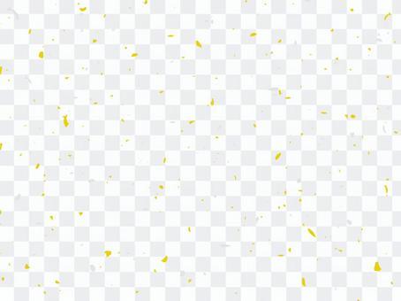 Goldfish scalloped _ large _ no background