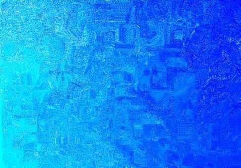 Beauty · blue world