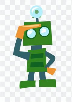 機器人在哪裡