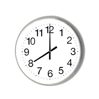 Clock ②
