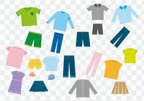 兒童服裝1
