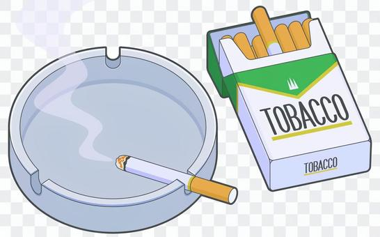 煙草 -  007