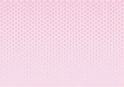 Dot Back Pink
