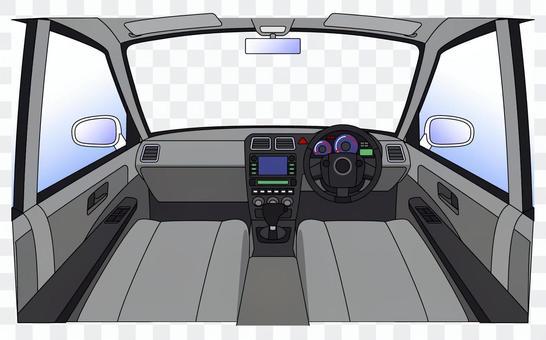 汽车 - 车内 -  001