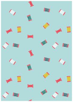 縫紉線花樣