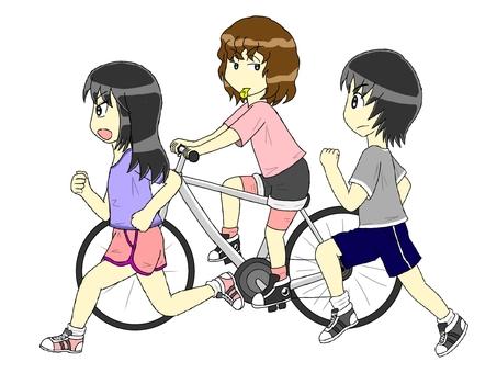 Marathon practice