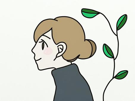 Profile - female
