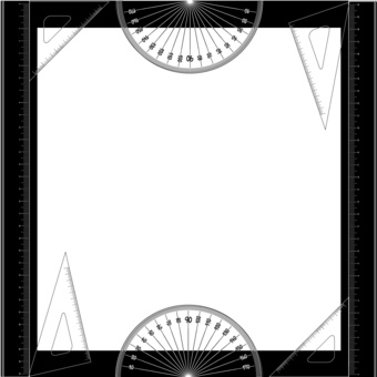 Bundoki標尺三角文具測量