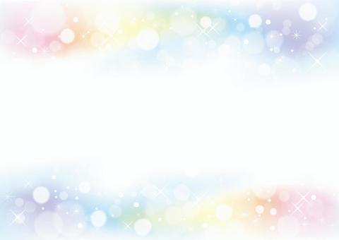 閃閃發光的淺色背景14