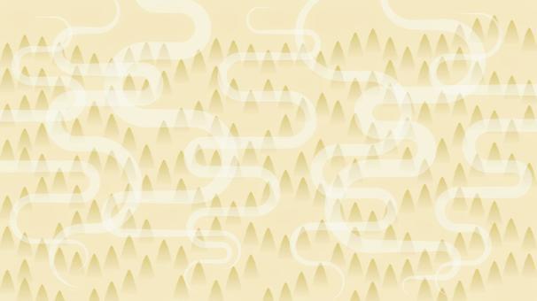 山脈背景圖