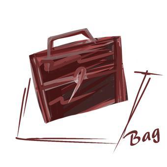 Bag handwriting