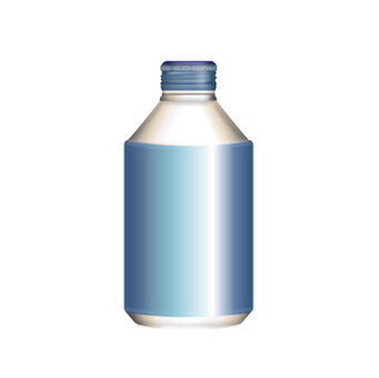 Bottle can