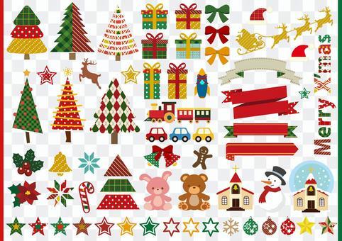 可能用於聖誕節的背景25
