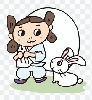 이나바의 흰 토끼와 오구 님