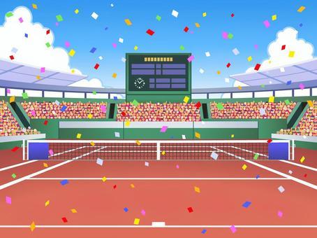 網球 -  006