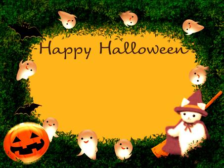 Halloween card 7