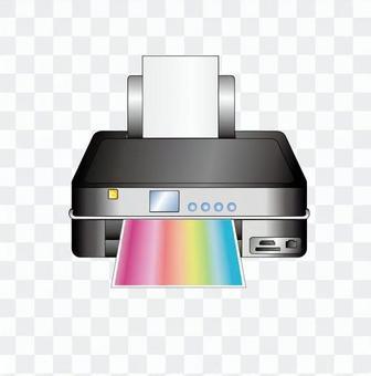 打印機(黑)