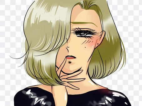 漫画 アニメ 色気ムンムン
