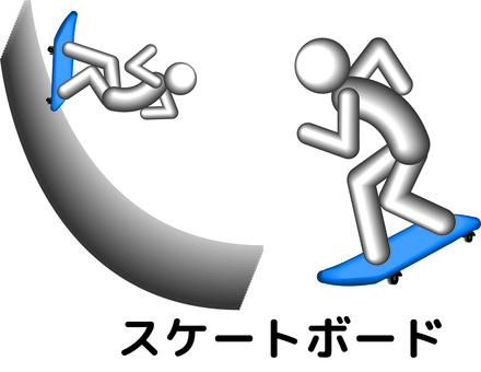 滑板滑板比賽