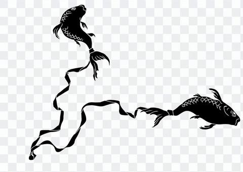 Pisces silhouette