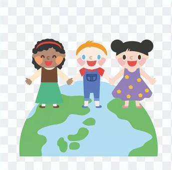 Friendship of the world