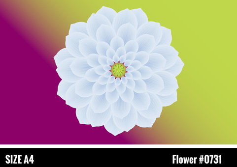 Japanese style Chinese style Flower for decoration (water lily lotus)