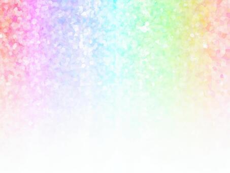 Shower (rainbow color)