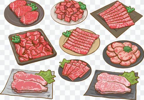 牛肉 集合