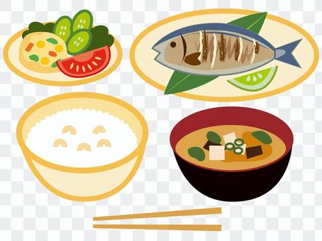 Menu_烤魚