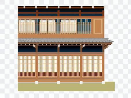 Ancient folk house