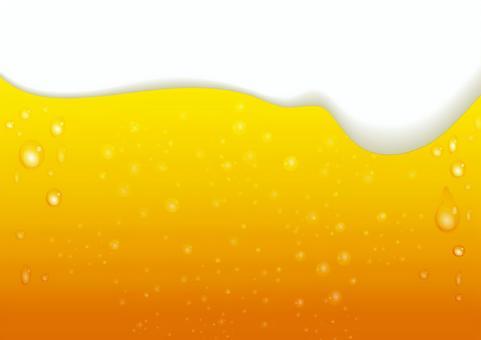 啤酒背景素材