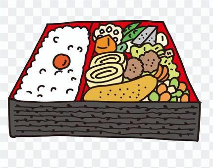 Makunouchi午餐盒