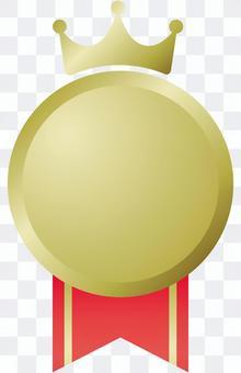 獎牌,獎牌的插圖