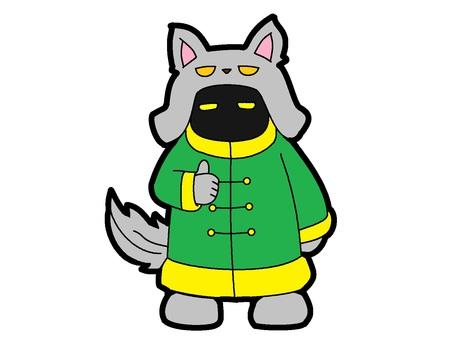 灰狼人古裝鬼2