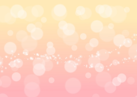 散景圓圓背景粉紅色可愛