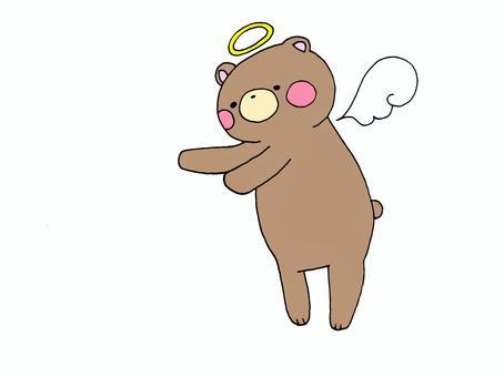 天使熊1 2