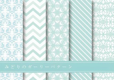 Pattern set 006