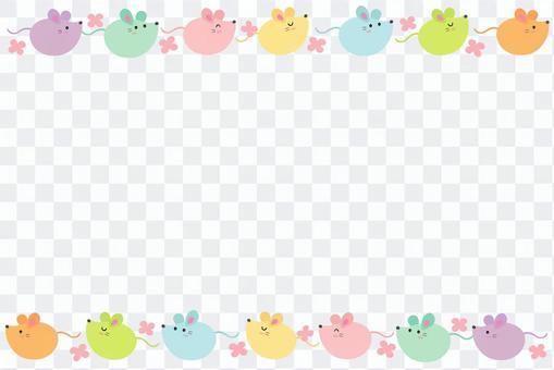 圓形鼠標框/炫彩2