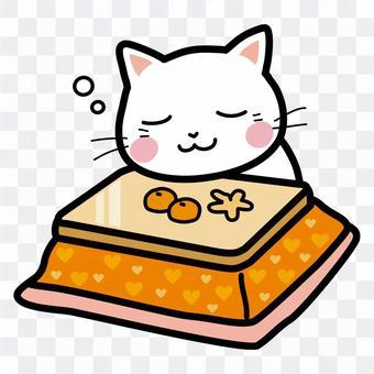 Drowsy with a kotatsu
