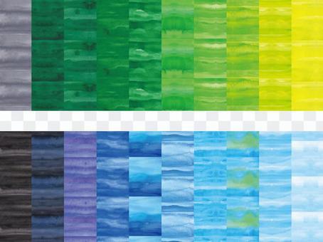 拉絲水彩背景圖案色板2