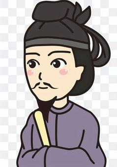 世德王子的插圖