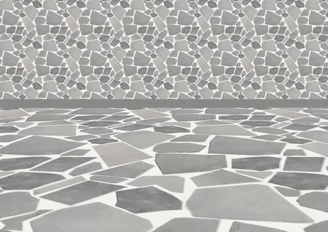 Cobblestone and walls