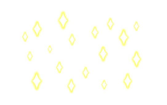 閃光效果(黃色)