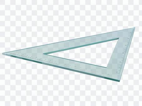Triangular ruler 01